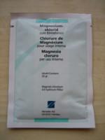 Cloruro di magnesio-Ingredienti