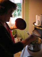Zuppa di ortiche-Preparazione