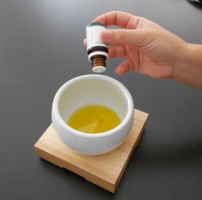 Misto di oli contro i pidocchi